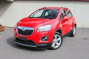 2016 Holden Trax Red Automatic Wagon Dandenong Greater Dandenong Preview