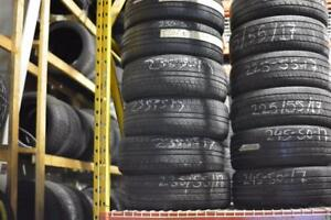 245 50 17 Used tires.245/50/17. Michelin Pair.