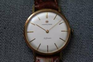 Vintage Hamilton St. James Wind Up Mechanical Watch 1960s Bondi Eastern Suburbs Preview