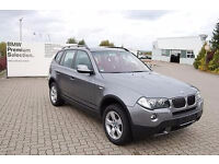 BMW X3 3.0 D SE 5d 215 BHP LEATHER TRIM, FULL YEAR MOT 1 Previous Owner, Service Rec