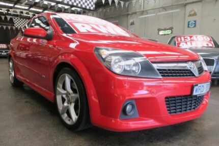 2008 Holden Astra AH MY08 SRi 6 Speed Manual Coupe