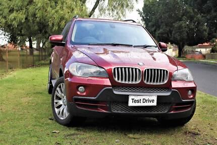 2010 BMW X5 E70 xDrive30d Wagon 5dr Steptronic  4x4 3.0DT [MY11)
