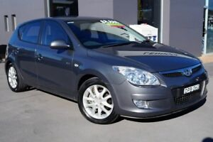 2008 Hyundai i30 FD SLX Grey 4 Speed Automatic Hatchback Pearce Woden Valley Preview