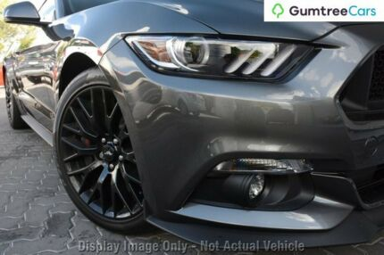 2017 Ford Mustang FM MY17 GT Fastback SelectShift Magnetic 6 Speed Sports Automatic Fastback