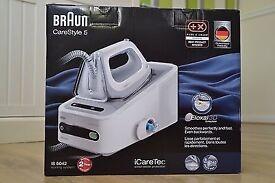 BRAUN Carestyle 5 IS5042 Steam Generator Iron - 2400W - 1.4L - 6 Bar Pressure