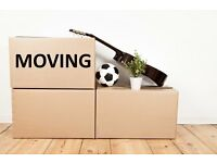 Man and van service and waste removals