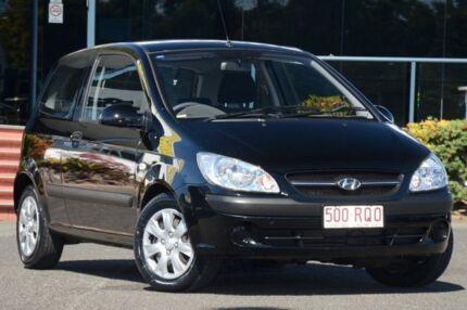 2010 Hyundai Getz TB MY09 S 4 Speed Automatic Hatchback Slacks Creek Logan Area Preview