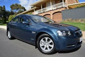 2010 Holden Commodore VE MY10 Omega Blue 4 Speed Automatic Sedan St Marys Mitcham Area Preview