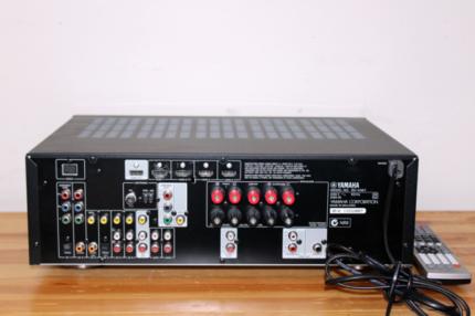 yamaha rx-v661 natural sounds av receiver | radios & receivers