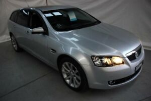 2009 Holden Calais VE MY10 Sportwagon Silver 6 Speed Sports Automatic Wagon Maryville Newcastle Area Preview