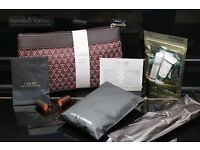 Business Class Etihad Amenity Bag with Korres Care Products