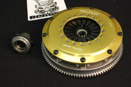 ORC Silent 409 SERIES SINGLE PLATE CLUTCH KIT FOR S15 (SR20DET)
