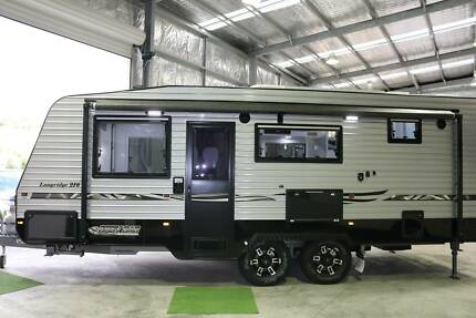 "2017 Cosy Cab Longridge 216 (21'6"") Family Bunk Jewells Lake Macquarie Area Preview"