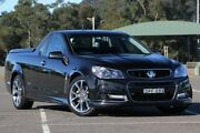 2013 Holden Ute VF MY14 SS Ute Black 6 Speed Manual Utility West Gosford Gosford Area Preview