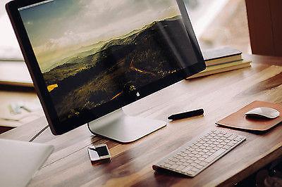 Zur Bildbearbeitung gehört ein anständiger Computer.
