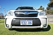 2013 Subaru Forester S4 MY13 XT Lineartronic AWD Premium White 8 Speed Constant Variable Wagon Wangara Wanneroo Area Preview