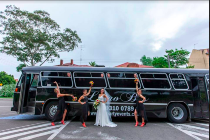 Volvo Limo PartyBus - A ready to go business!
