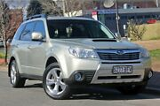 2010 Subaru Forester S3 MY10 2.0D AWD Gold 6 Speed Manual Wagon Glenelg Holdfast Bay Preview