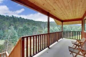 Come Live in an Eco-Arts Retreat in the Huon Valley, Tasmania! Judbury Huon Valley Preview