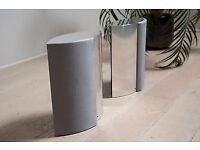 Bang & Olufsen Beolab 4000 Silver speakers