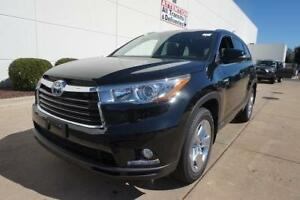 2016 Toyota Highlander Limited SUV, Crossover