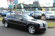 2006 Chrysler 300C MY2006 Black 5 Speed Sports Automatic Sedan West Footscray Maribyrnong Area Preview