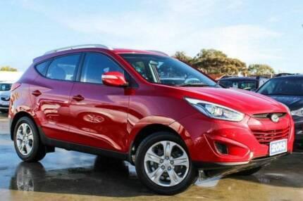 From $90 per week on finance* 2013 Hyundai IX35 Wagon
