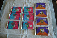 117 Comic Ball Cards and 10 Factory Sealed Packs