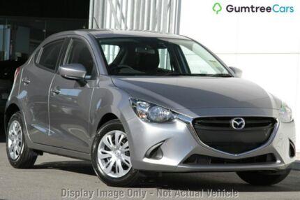 2017 Mazda 2 DJ MY17 Neo Aluminium 6 Speed Automatic Hatchback