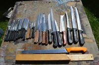 Bunch of Good Knives