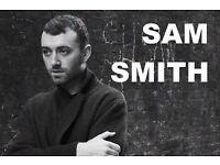 2 Sam Smith Standing tickets Dublin