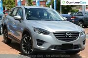 2017 Mazda CX-5 KE1032 Grand Touring SKYACTIV-Drive i-ACTIV AWD Sonic Silver 6 Speed West Hindmarsh Charles Sturt Area Preview