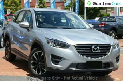 2015 Mazda CX-5 KE1032 Grand Touring SKYACTIV-Drive AWD Sonic Silver 6 Speed Sports Automatic Wagon Kirrawee Sutherland Area Preview