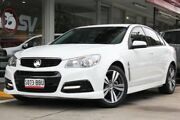 2014 Holden Commodore VF MY14 SV6 White 6 Speed Sports Automatic Sedan Somerton Park Holdfast Bay Preview