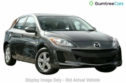 2012 Mazda 3 BL10F2 Neo Activematic Grey 5 Speed Sports Automatic Hatchback Ringwood East Maroondah Area Preview