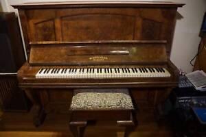 Piano , Winkelmann  Braunschweig Coorparoo Brisbane South East Preview