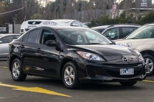 2013 Mazda 3 BL10F2 MY13 Neo Activematic Black 5 Speed Sports Automatic Sedan Ringwood East Maroondah Area Preview