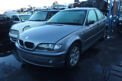 BMW E46 Sedan 318i Parts Engine Door Mirror Light Mag Module Hub Revesby Bankstown Area Preview