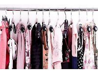10kg Wholesale Job Lot Second Hand Used Ladies Womens Clothes Grade A and A+