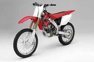 Wanted: 2006 CRF250R Parts
