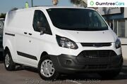 2017 Ford Transit Custom VN 340L Low Roof LWB Frozen White 6 Speed Manual Van Dandenong Greater Dandenong Preview