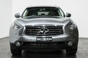 2012 Infiniti FX30D S51 S Grey 7 Speed Sports Automatic Wagon Rozelle Leichhardt Area Preview