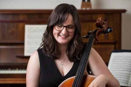 Alex Olijnyk - Cello Teaching