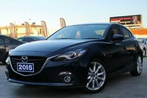 From $90 per week on finance* 2015 Mazda3 SP25 Skyactiv Drive