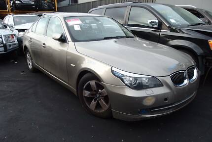 BMW E60 523i Parts Engine Trans Door Mirror LED Light Xenon Mags Revesby Bankstown Area Preview