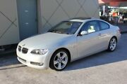 2007 BMW 325I E92 Silver 6 Speed Auto Steptronic Coupe Burwood Burwood Area Preview
