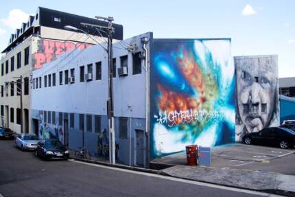 Woodburn Creatives - Work Space / Art / Music Studio's