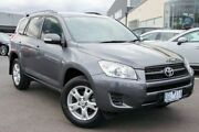 2009 Toyota RAV4 ACA33R MY09 Edge Grey 4 Speed Automatic Wagon Coburg Moreland Area Preview