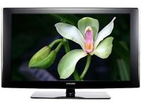 "AS NEW,40""SAMSUNG LCD FULL HD1080 TV"