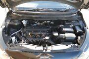 2012 Hyundai i20 PB MY12 Active Black 5 Speed Manual Hatchback Salisbury Plain Salisbury Area Preview